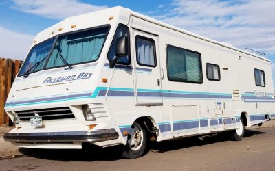 RV Motorhome Removal In Pasadena
